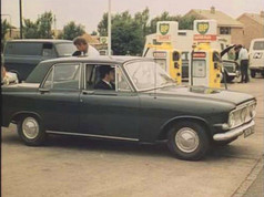 The BP petrol station on the Formby bypass was in a film with Norman Wisdom in 1969....