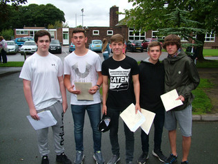 Congratulations to FHS Class of 2017 on fantastic GCSE results!