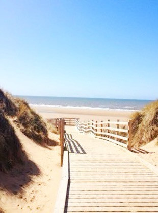 Good Morning on Friday 16th July. A bright, sunny day and feeling very warm across Sefton