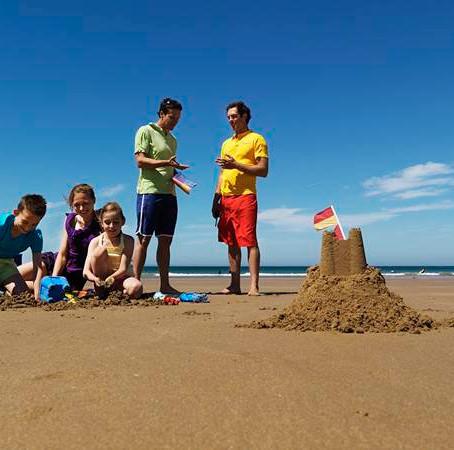 RNLI offer advice as peak lifeguard season finishes across Sefton