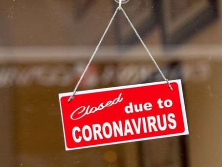 Formby Businesses messages to the public regarding changes and services during the Coronavirus outbr