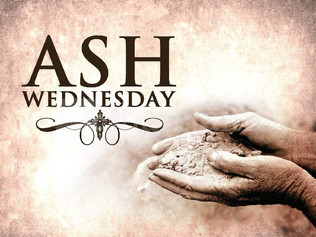 What is Ash Wednesday? What is Lent and how can I choose what to give up in 7 Steps....