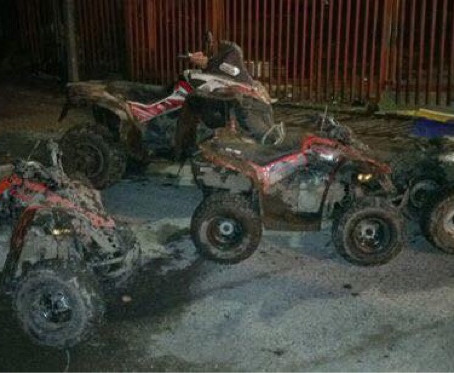Five off-Road bikes seized in Maghull