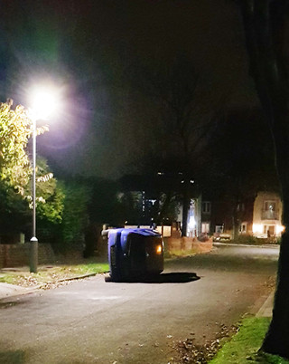 Mischief Night in Formby was used as a purge night for Formby youths