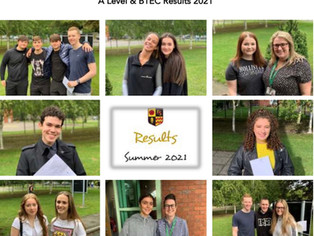 Formby High A Level & BTEC results in what has been a very challenging and unusual year