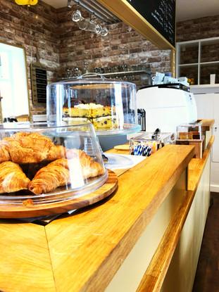 The Harington Coffee Lounge now open on Harington Road