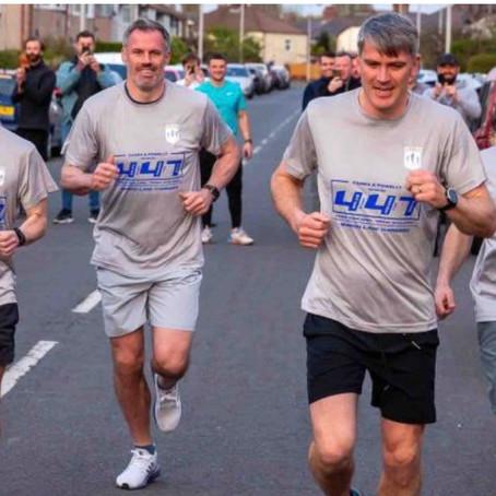 Marsh Lane Harriers running club trying to raise £50k for Refurbishment of Chaffers running track