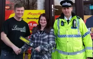 Sefton fund knife wands to make nightlife safer