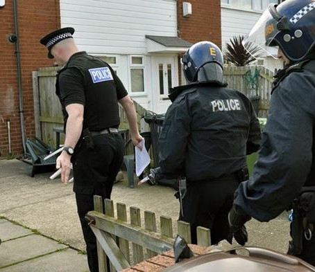 Ten people arrested including four from Bootle in raids across Merseyside