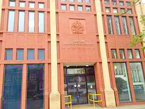 Hightown man jailed for head-butting his pensioner next door neighbour