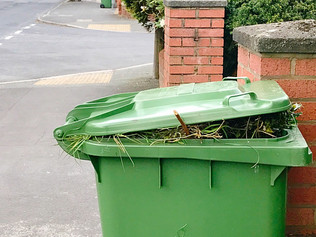 Green Bin collections on May Bank Holiday Monday in Formby