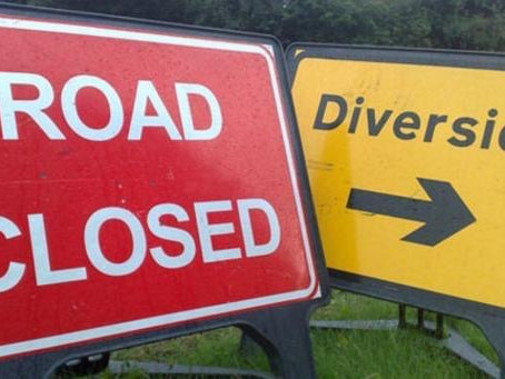 Road Closures in Melling on 10th June and Waterloo for a week from Monday 14th June