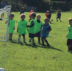 Formby Junior Sports Club - Franks report  - 22/09/19