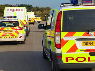 Police are appealing for witnesses after three stabbing on Formby beach tonight
