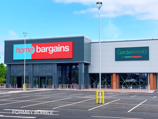 Home Bargains brand new £7m Formby Store opens at 8am on Saturday 26th June creating over 120 jobs