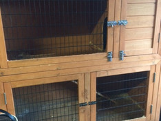 Rabbit Hutch £25