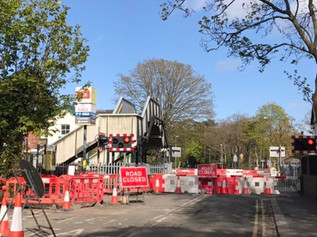 Victoria Road will be closed from Monday 12th June with no access for vehicles