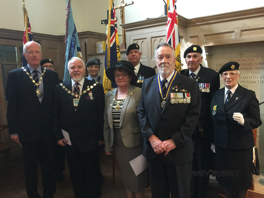 Mayor and Mayoress at OLOC to celebrate VE Day 3.jpg