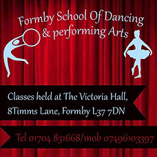 Formby School of Dancing and Performing