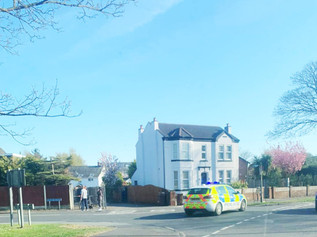 Major Police Incident on Altcar Road which is closed in both directions