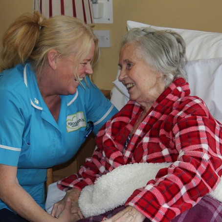 Hospice Care Week gets underway at St Joseph's Hospice