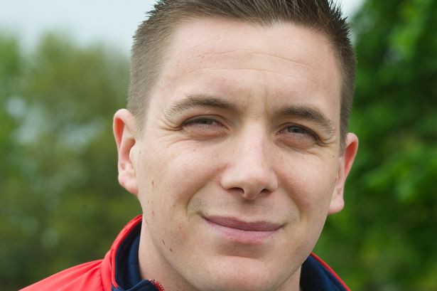 Bobby White, Team GB Olympic Handball Team Captain.jpg