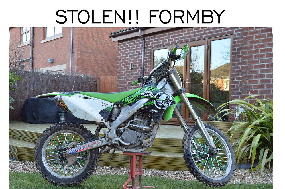 Marshall Reece Goodwin - Bike stolen from Formby.jpg