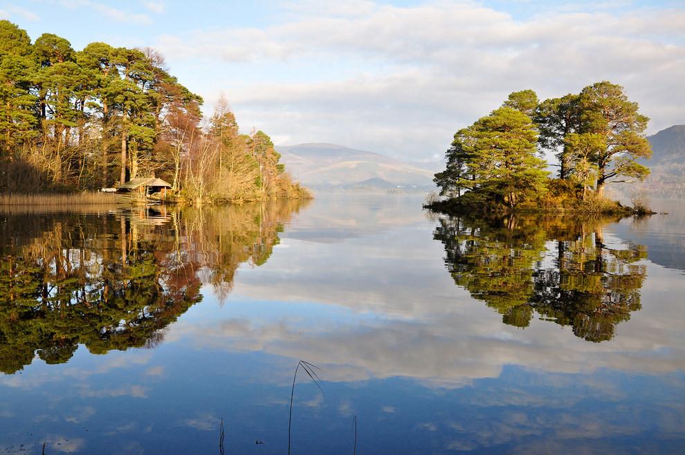 The Islands of Derwentwater, Cumbria.jpg
