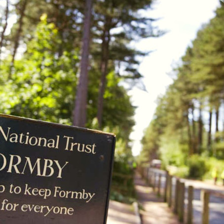 National Trust Formby closed until Thursday due to Storm Ciara