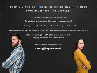 American Property series is casting for UK show and giving away money towards your deposit!