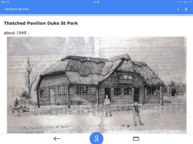 Thatched Pavillion at Duke Street Park by Margaret Lynch.jpg
