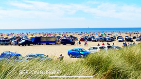 Do Not come to Ainsdale or Formby. It's completely full! ALL roads are gridlocked from Brooms Cross