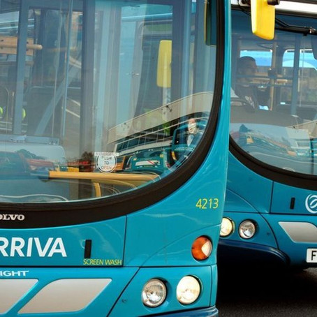 Almost £400 million to keep England's buses running