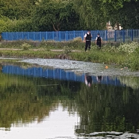 Police appeal after pregnant woman was kicked and pushed into the canal by gang of thugs in Bootle