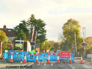 Queens Road/Ravenmeols Lane Level Crossing remains closed