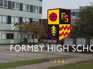 Statement from Formby High School regarding rumours that Art has been dropped as a regular subject
