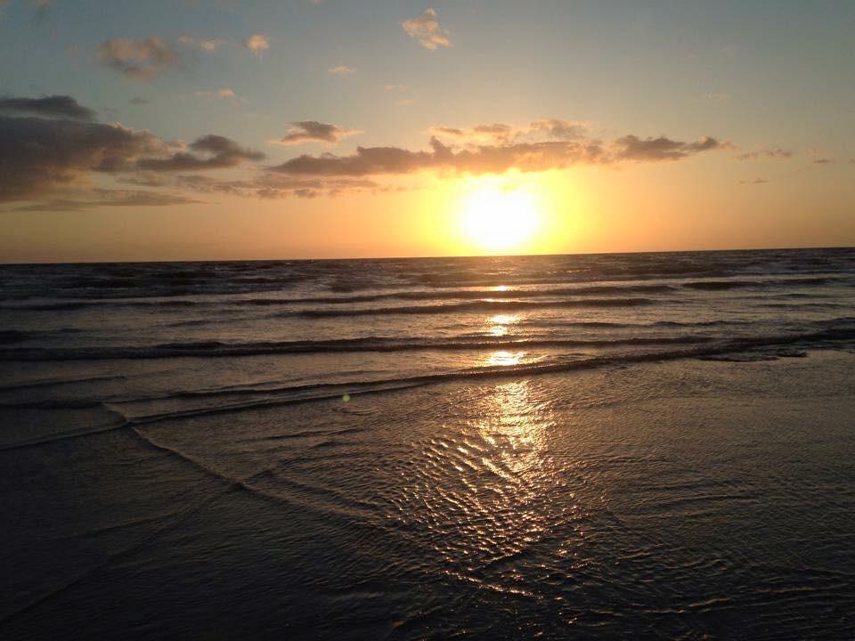 Andrea Dell - Sunset at Formby Beach.jpg
