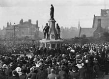 Bootle War Memorial Rededication Event