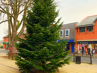 Formby Christmas Lights Switch-on is hosted by Radio City's Claire Simmo this Sunday 25th Novemb