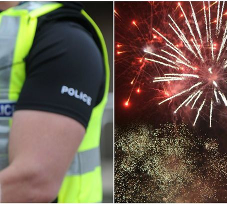 Police issue warning ahead of Halloween and Bonfire Night festivities