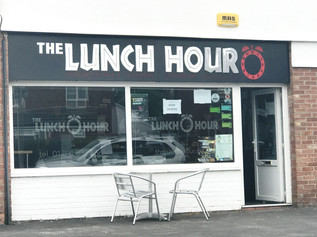 Part time vacancy in the hospitality industry with Lunch Hour
