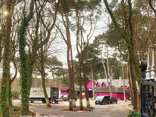 Filming of Netflix drama Stay Close starring James Nesbitt is taking place in Formby today