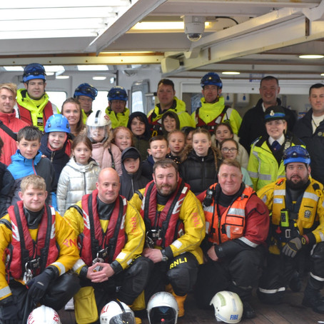Great conclusion toNational Drowning Prevention and Water Safety Week