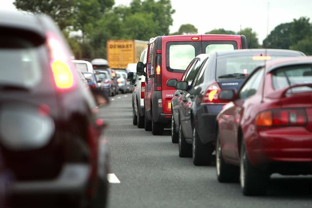 five car crash formby by pass