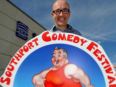 Southport 2014 comedy festival - 16th to 26th October