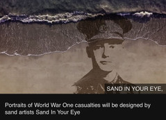 Danny Boyle's beach takeover to honour World War One soldiers on Formby Beach