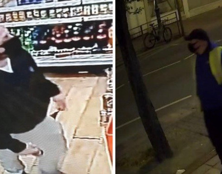 Police issue CCTV images of 2 men they want to speak to following a burglary at Cash Converters