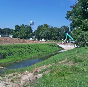 Carencro Flood Reduction