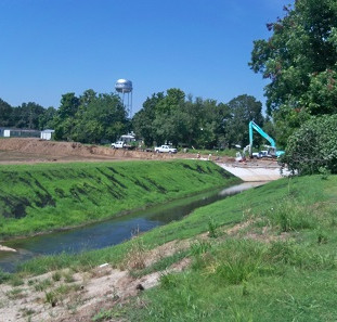 Carencro Flood Reduction