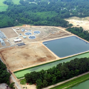 City of McComb Wastewater Treatment Plant